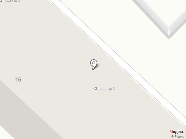 Батяня на карте Анивы