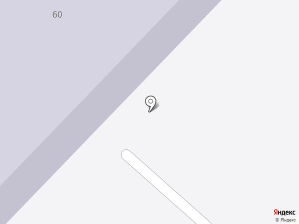 Средняя общеобразовательная школа №2 на карте Анивы