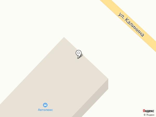 Автолюкс на карте Анивы
