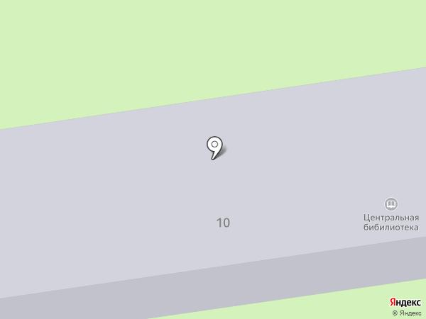 Библиотека на карте Анивы
