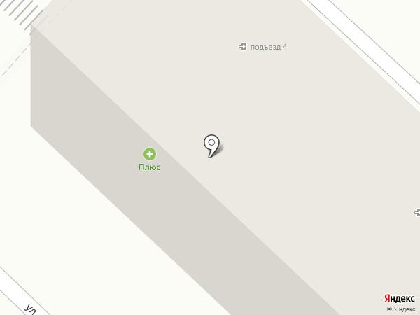 Пульс на карте Анивы