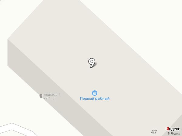 Техношик на карте Анивы