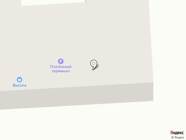 Qiwi на карте Синегорска