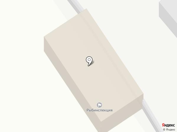 Сахалинрыбвод, ФГБУ на карте Анивы