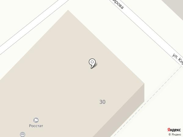 Отдел капитального строительства Анивского городского округа на карте Анивы