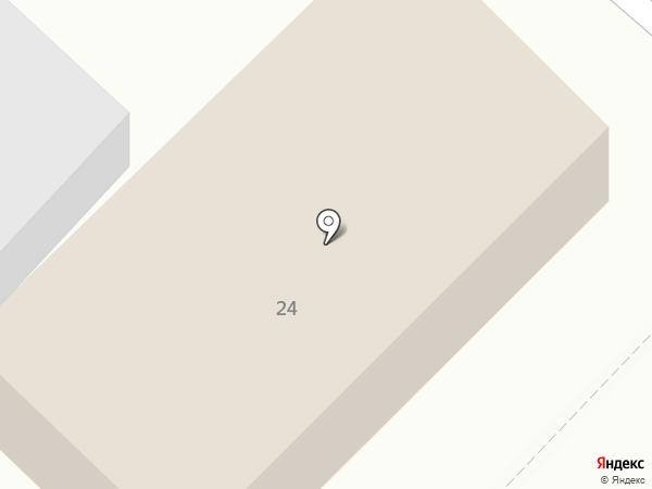 Отдел Военного комиссариата на карте Анивы
