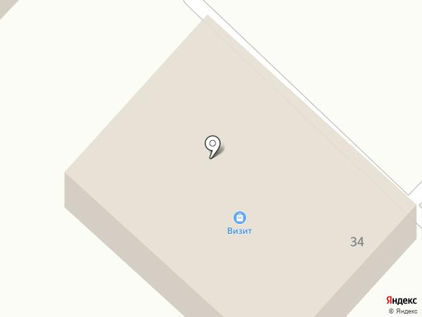 Визит на карте Анивы