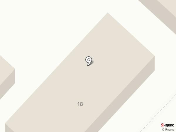 Строитель на карте Анивы
