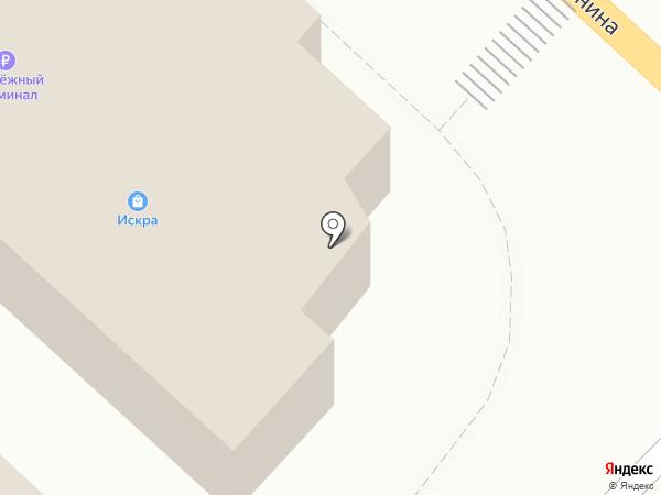 РосДеньги на карте Анивы