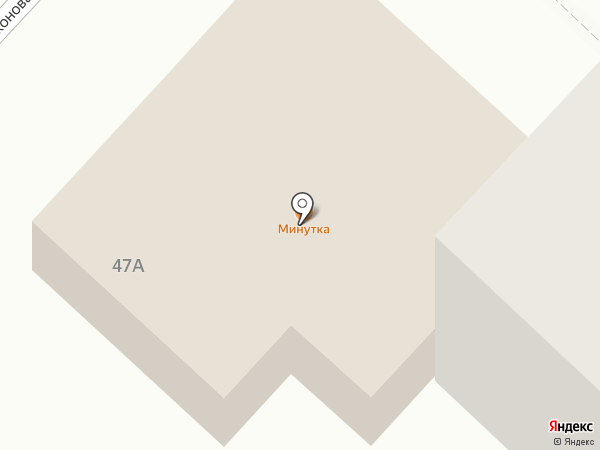 Минутка на карте Анивы