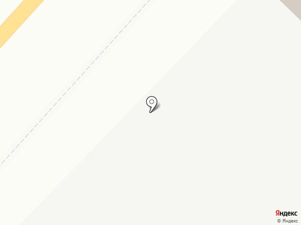 Интер-Аква на карте Анивы