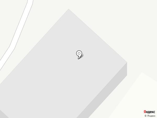 Магазин стройматериалов на карте Анивы