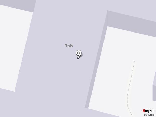 Родничок на карте Быкова