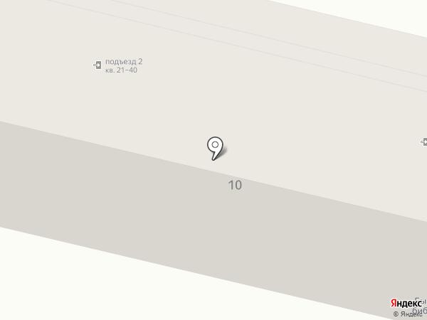 Долинская Централизованная Библиотечная Система на карте Быкова