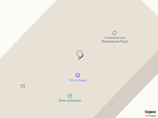 Сельский дом культуры на карте Троицкого