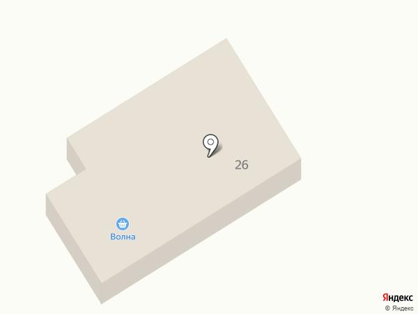 Продовольственный магазин на карте Советского