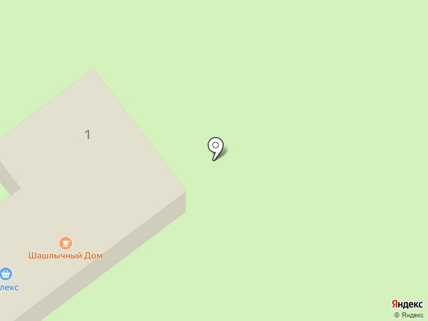 Алекс на карте Троицкого