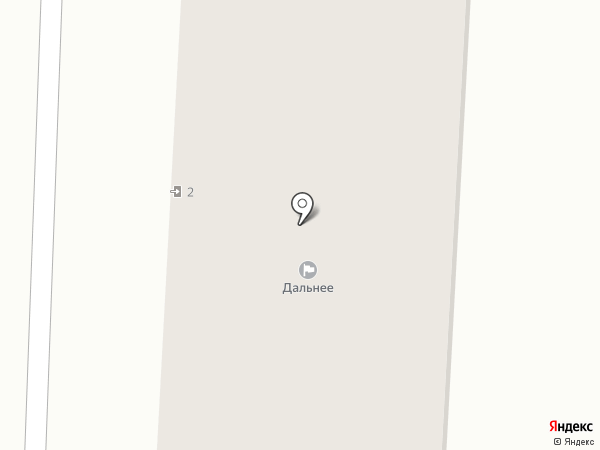 Ромашка на карте Дальнего