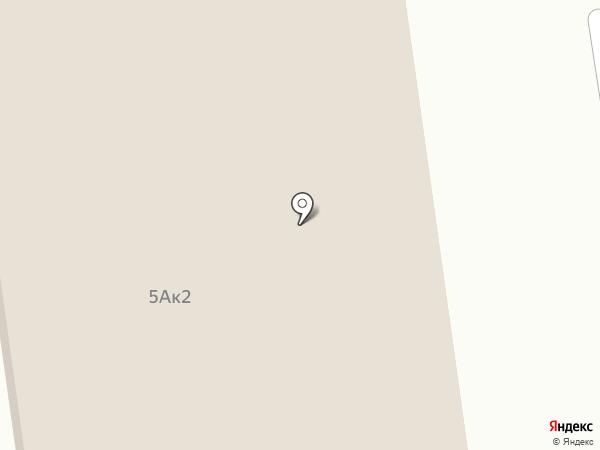Арт-Гранит на карте Южно-Сахалинска