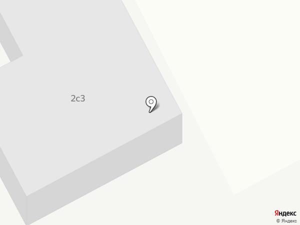 СИГНУС на карте Южно-Сахалинска