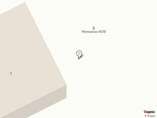 Библиотека на карте Покровки