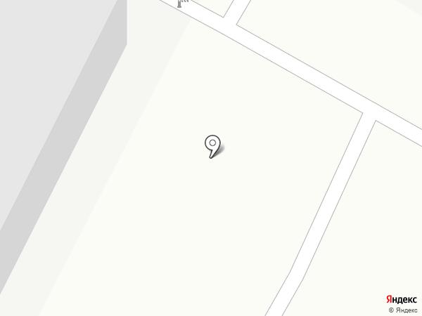 ЮГ-1 на карте Южно-Сахалинска