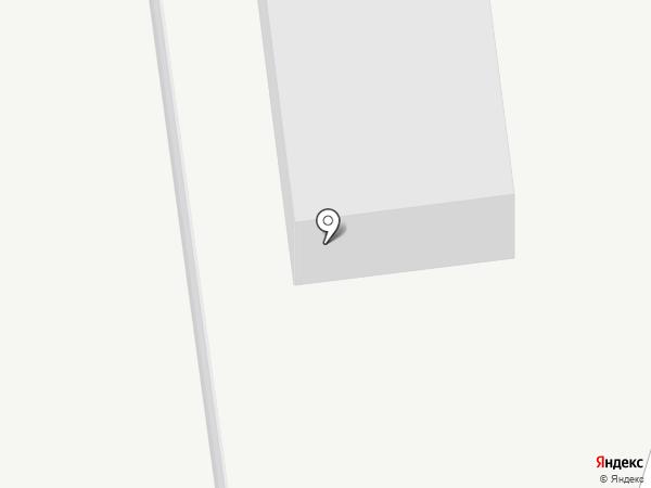 ЭККО на карте Южно-Сахалинска
