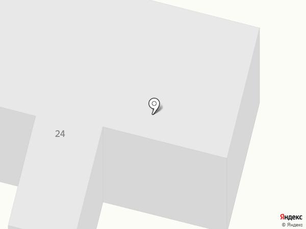 СпасАвто на карте Южно-Сахалинска