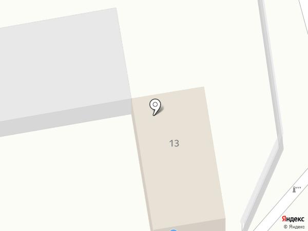 Реал на карте Южно-Сахалинска