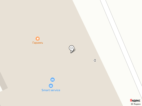 Альфа Влад Ойл на карте Южно-Сахалинска
