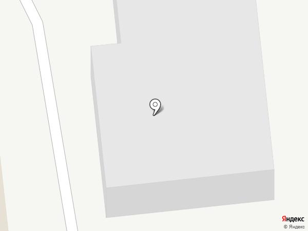 Сахалинский информационно-вычислительный центр на карте Южно-Сахалинска