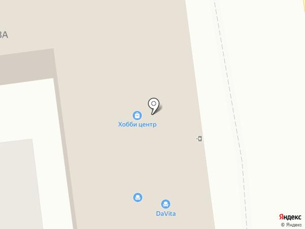 Кухни Эвиса на карте Южно-Сахалинска