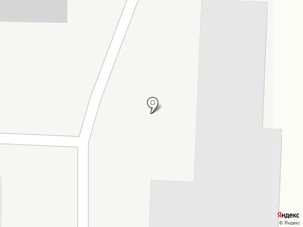 Идеал на карте Южно-Сахалинска