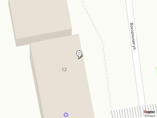 Сахалинская механизированная дистанция погрузочно-разгрузочных работ на карте Южно-Сахалинска