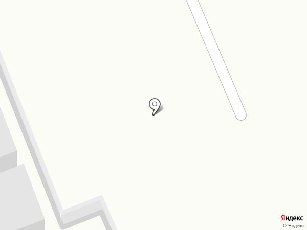 Гамма 65 на карте Южно-Сахалинска