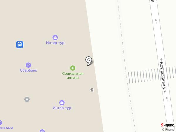 Алекс на карте Южно-Сахалинска