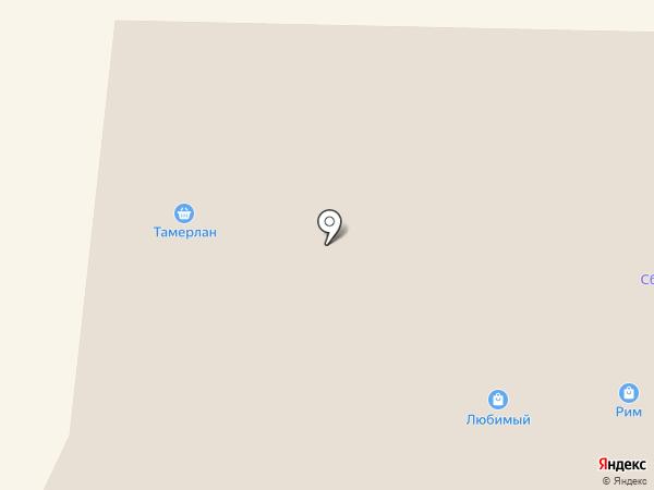 ТианДе на карте Южно-Сахалинска