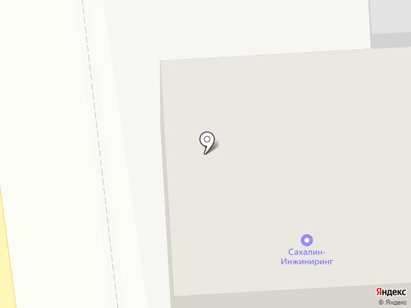Аудит-Траст-Обучение на карте Южно-Сахалинска