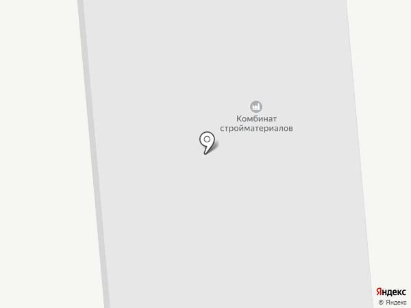 Домострой на карте Южно-Сахалинска