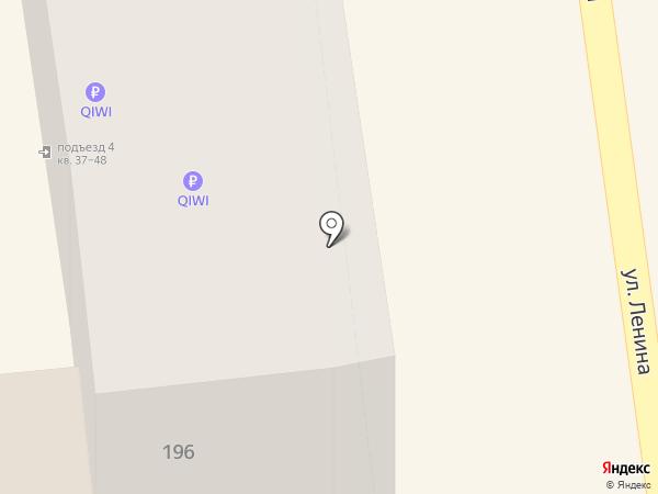 Санко на карте Южно-Сахалинска