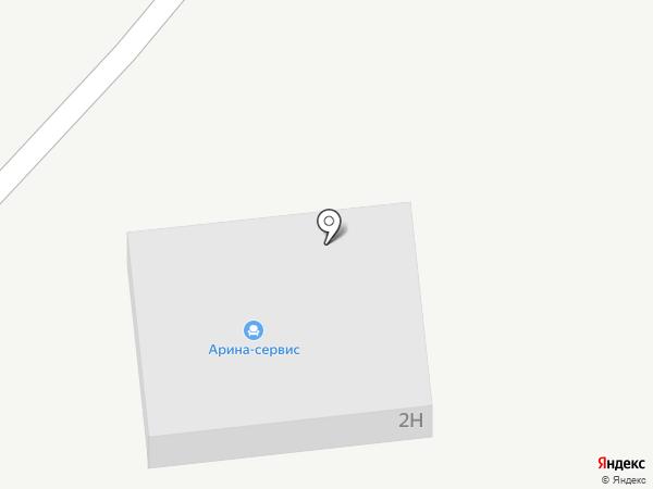 МиДиКом на карте Южно-Сахалинска