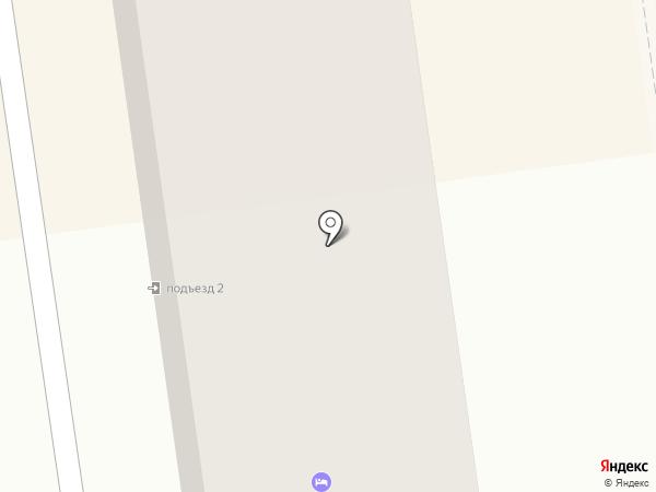 Хостел 65 на карте Южно-Сахалинска