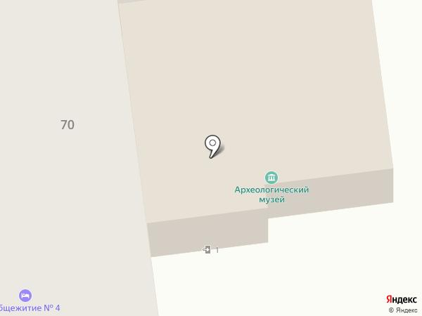 ЭМИТС на карте Южно-Сахалинска
