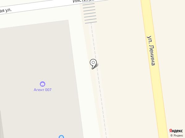 Tele2 на карте Южно-Сахалинска
