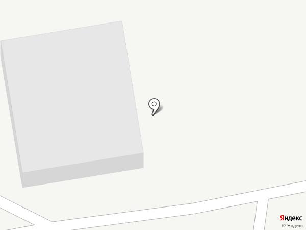 Ниссей на карте Южно-Сахалинска