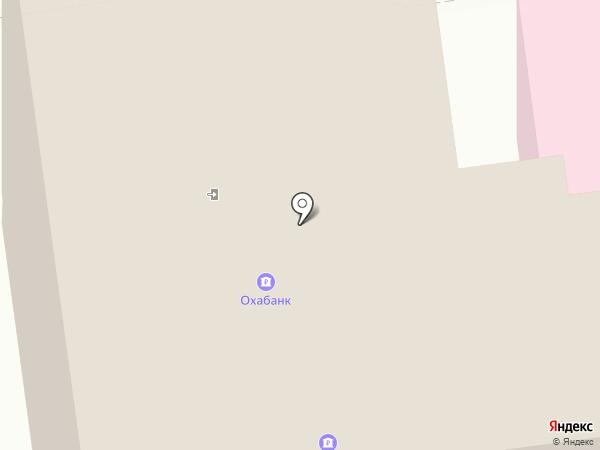 СИБИНТЕК на карте Южно-Сахалинска