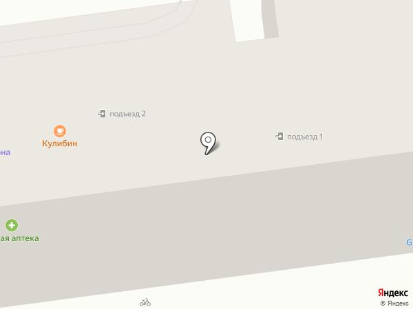 Сервисный центр на карте Южно-Сахалинска
