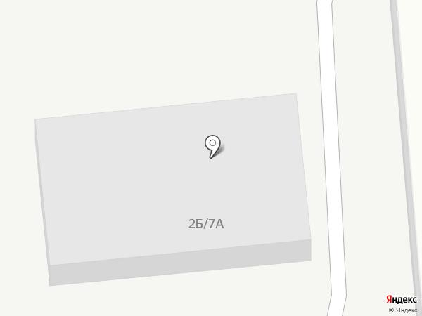 Синегорье на карте Южно-Сахалинска