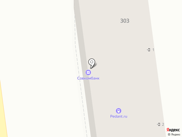 Банкомат, Восточный экспресс банк, ПАО на карте Южно-Сахалинска