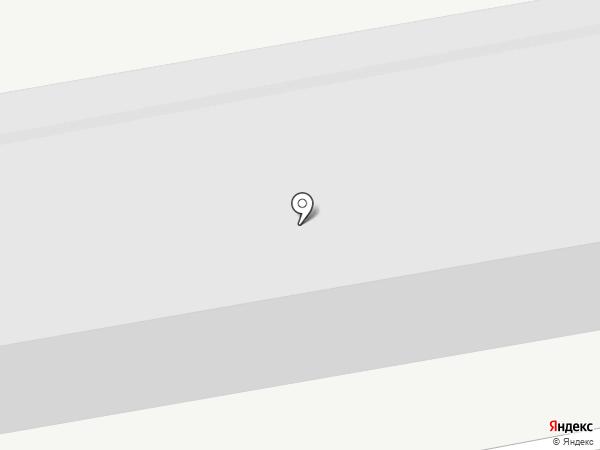 АНВ на карте Южно-Сахалинска